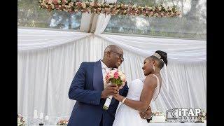 Martin & Dudzai's Wedding Highlights