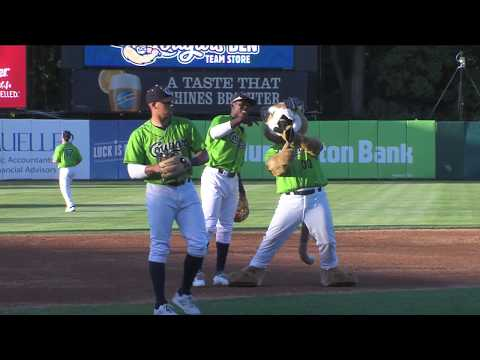 Kane County Cougars Highlight Reel