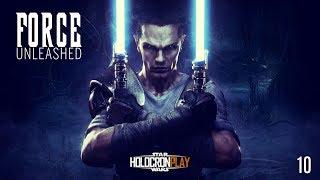The Force Unleashed - Najgłupsze DLC na świecie xD [HOLOCRON PLAY] 10