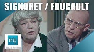Plateau Simone Signoret, Michel Foucault