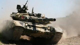 Большой репортаж / «Табель о танках»