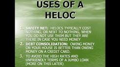 HELOCs and Avoiding Jumbo Loans