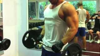 Megasatz-Trainingsmethode - So werden Muskeln hart wie Stahl!