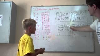 Двоичная система счисления, ч. 2