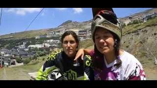I Sierra Nevada Bike Camp para chicas