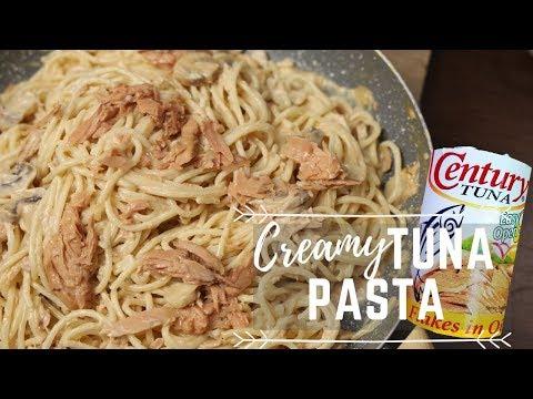 creamy-tuna-pasta---pasta-recipes---pinoy-recipes