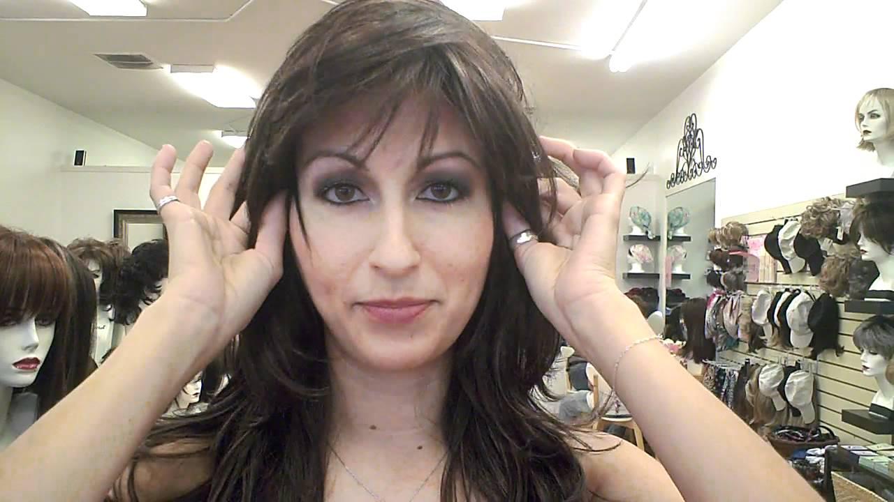 ec90f4fcc2f How To Put A Wig On Fast   Easy from Godiva s Secret Wigs - YouTube