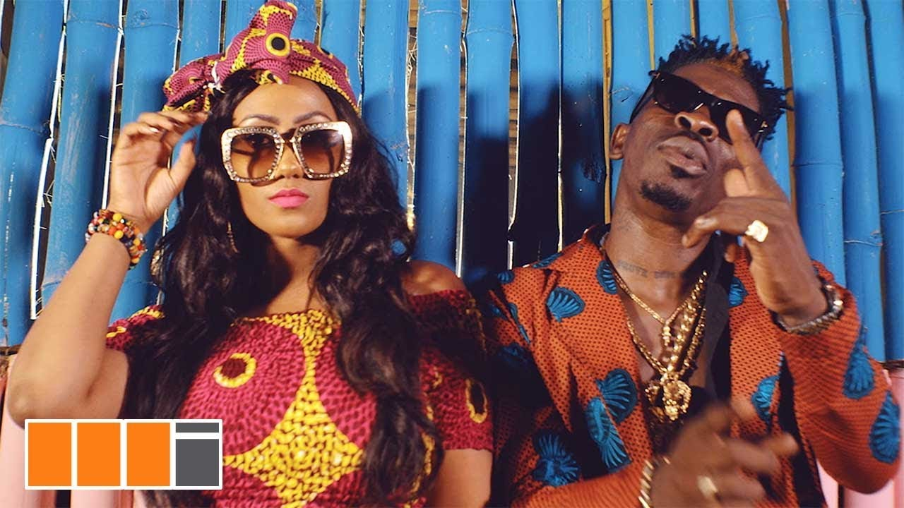 free download shatta wale my level video
