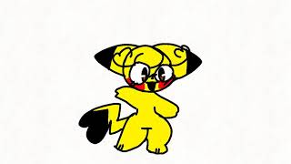 My new pikachu artstyle