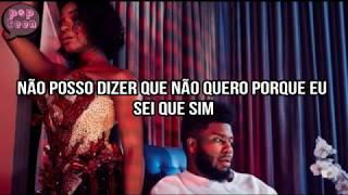 KHALID FT.  NORMANI KORDEI - Love Lies -  Tradução PT/BR Video