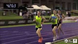 Mens 5000m - Final - 2018 Summer of Athletics Grand Prix