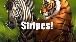 Live Stream: Stripes... Yikes!!