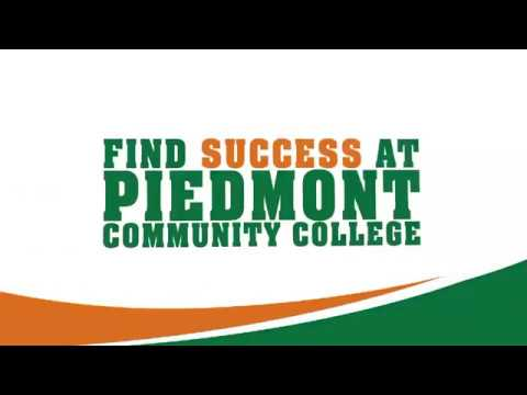 2017 Piedmont Community College Promo Video