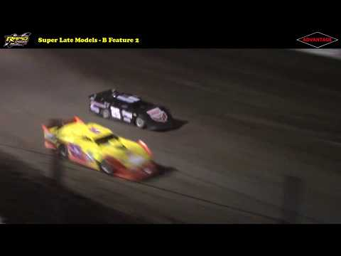 Super Late Models -- 5/26/17 -- Rapid Speedway