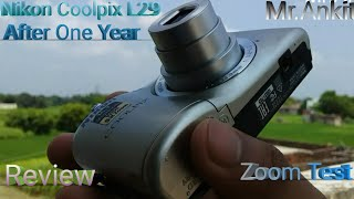 Nikon Coolpix L29 Review Zoom Test Mr.Ankit