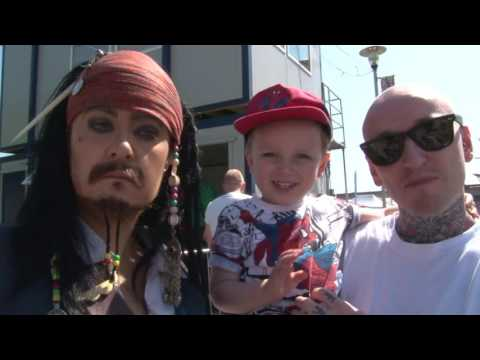 Belfast Maritime Festival draws 100,000 visitors