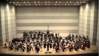 Orchestra Ensemble Forza Autumn Concert 2010 - [Encore 2] Ravel: Le Tombeau de Couperin - Menuet