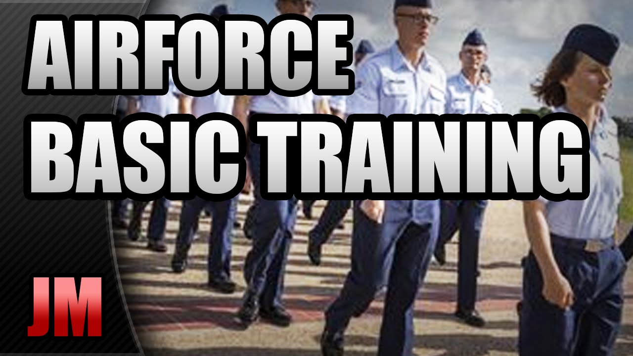 Air Force Basic Training (BMT) (FROM ZERO DAY TO GRADUATION)