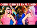 Why Do Coincidences Happen?