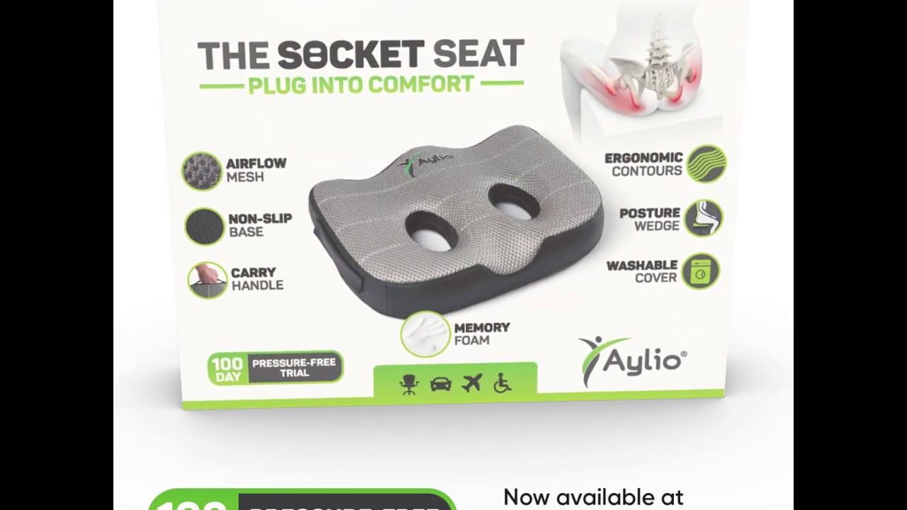 Ischial Tuberosity Sitting Bones Seat Cushion