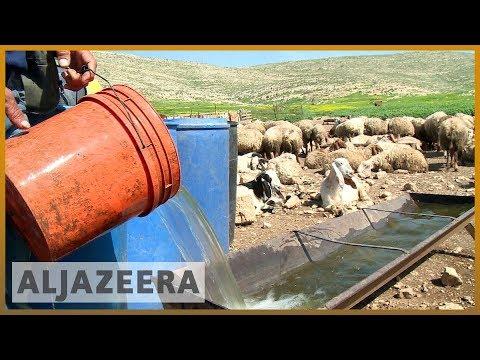 🇮🇱 🇵🇸 Israel Control Of Palestinian Water Supply Hits Farmers   Al Jazeera English