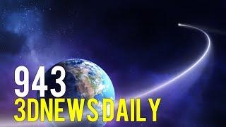 3DNews Daily 943: слухи о продвинутой биометрии в Galaxy S9, межзвёздный астероид и андроид Toyota