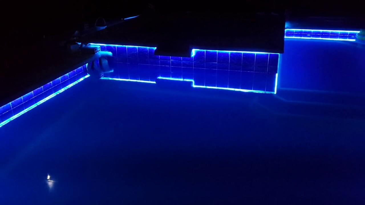Cinta led piscina youtube - Leds para piscinas ...