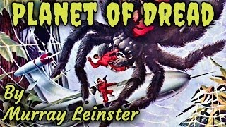 Planet of Dread by Murray Leinster, read by Phil Chenevert, complete unabridged audiobook