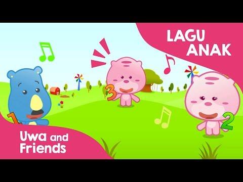 Lagu Anak Indonesia - Satu satu aku sayang ibu