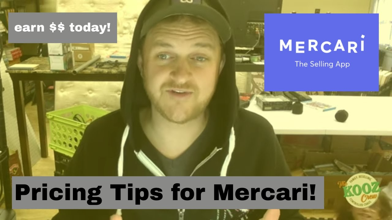 Pricing Right on Mercari! - YouTube