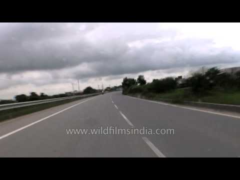 Drive from Delhi to Jaipur