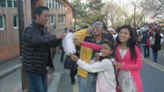 Sugam Pokharel's Mero Yeuta Sathi chha Karaoke Feat. Jamuna Joshi