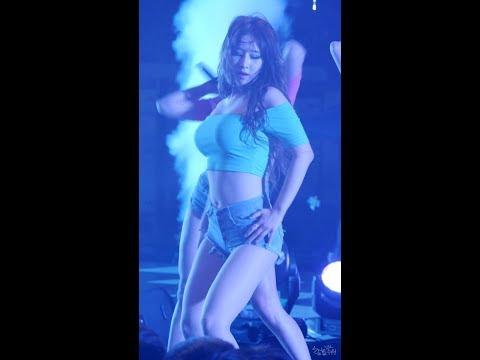 170525 레이샤 (Laysha) 댄스공연 - Uptown Funk (솜) 직캠 by 수원촌놈 [협성대학교]