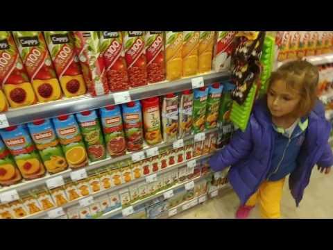 meyve suyu challenge alışverişi yaptık, eğlenceli çocuk videosu