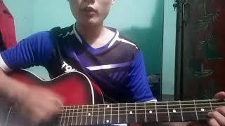 Trường hải niềm tin || guitar cover | QV