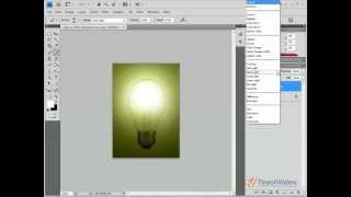Зажигаем лампочку в Photoshop