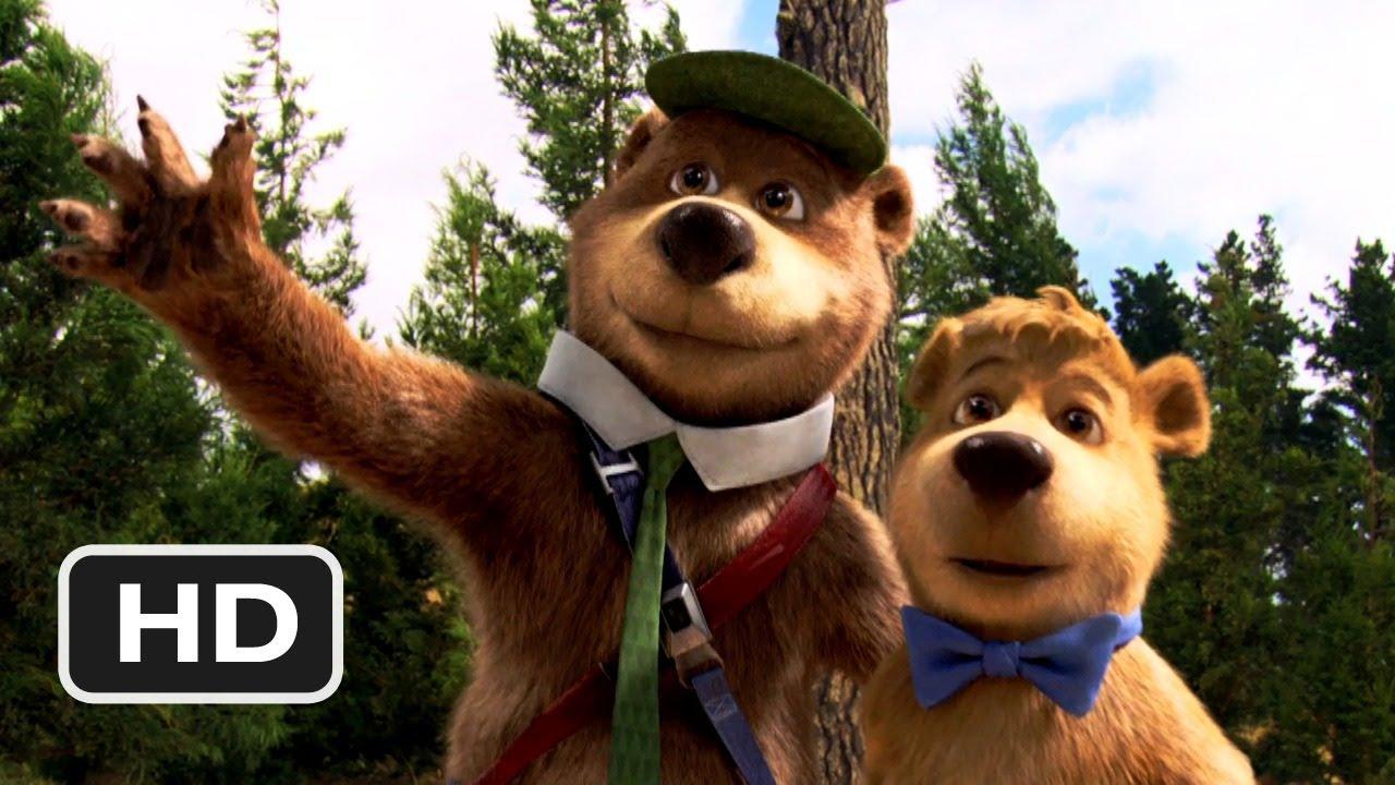 yogi bear 1 movie