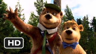 Yogi Bear #1 Movie CLIP - Pic-a-nic Basket (2010) HD