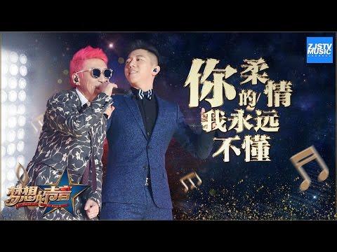 [ CLIP ] 羽泉组合《你的柔情我永远不懂》《梦想的声音》第12期 20170113 /浙江卫视官方HD/