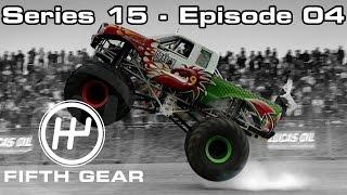 Fifth Gear: Series 15 Episode 4