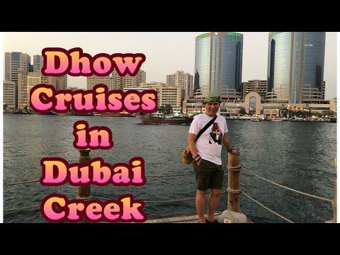 Dhow Cruises in Dubai Creek