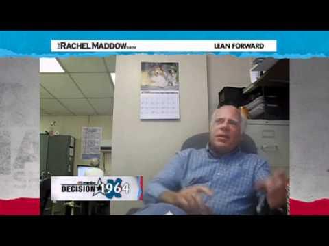 Rachel Maddow- GOPs (1) southern strategy rises again