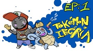 Pokemon Ibéria /EP1/ Smoke weed everyday / pokemon week /