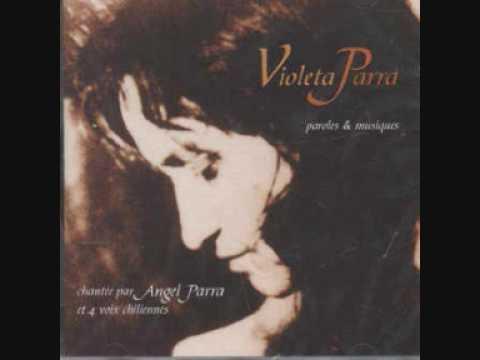 Violeta Parra - Paloma Ausente