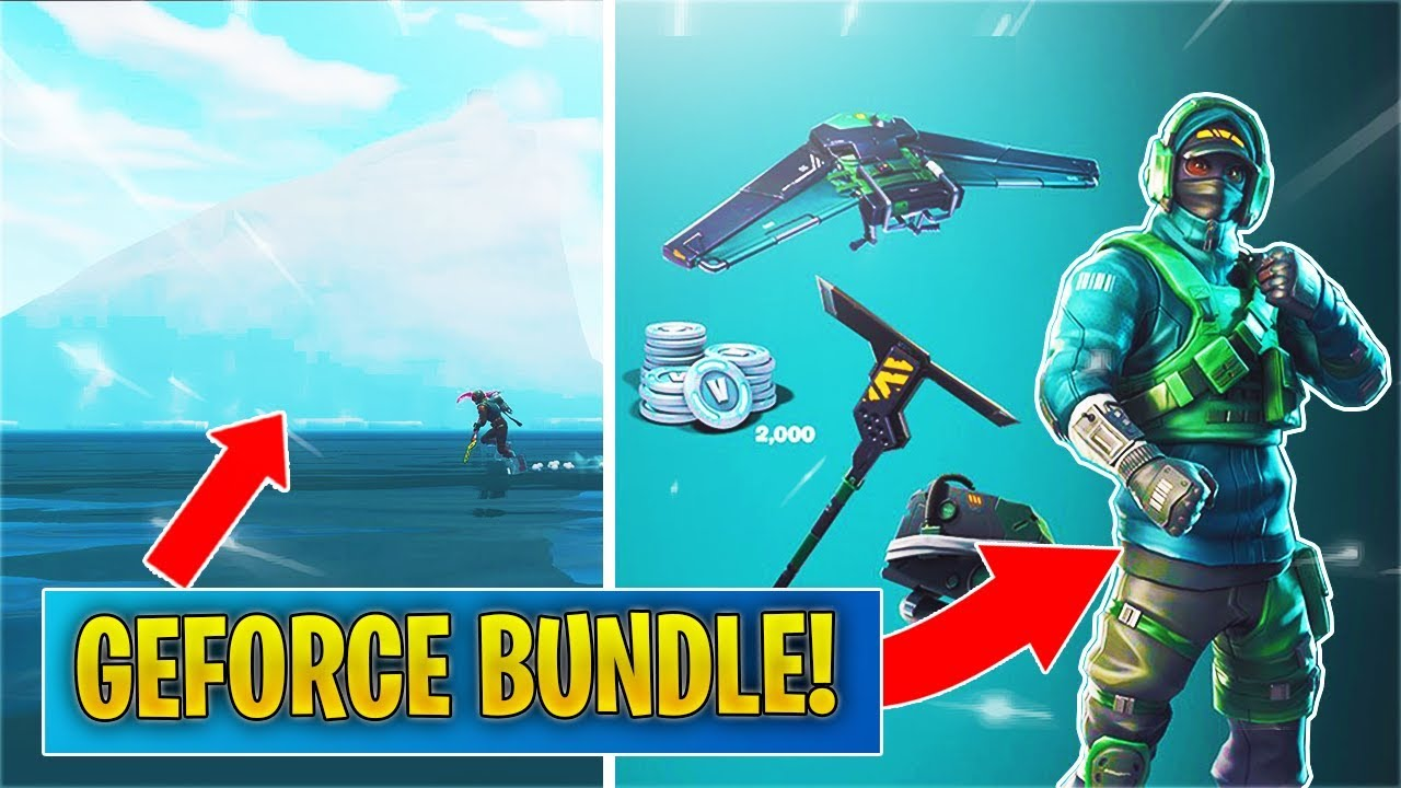 New Exclusive Reflex Skin Bundle Up Close To The Iceberg