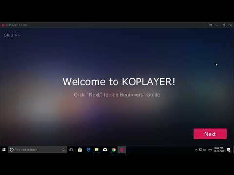 How To Download  Coc In Pc In Koplayer
