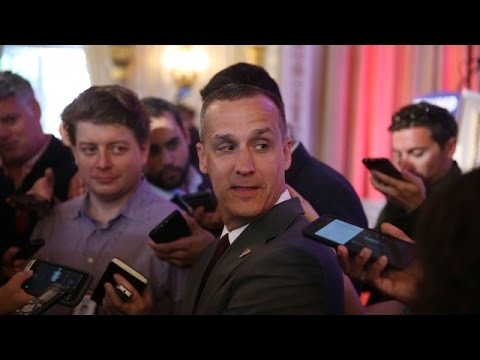 Reporter Resigns Following Alleged Assault By Trump Campaign Manager - Newsy
