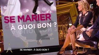 """E. Lefébure : """"Divorcer est un échec"""""""