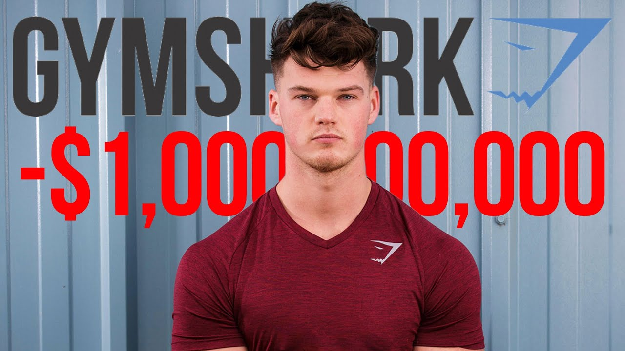 The Downfall of Gymshark