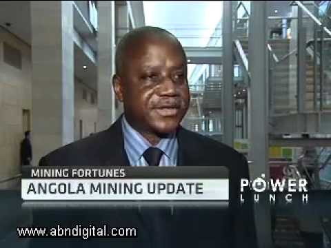 Developments in Angola's Mining Industry